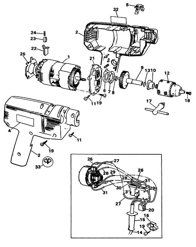 Pushrod Engine Section