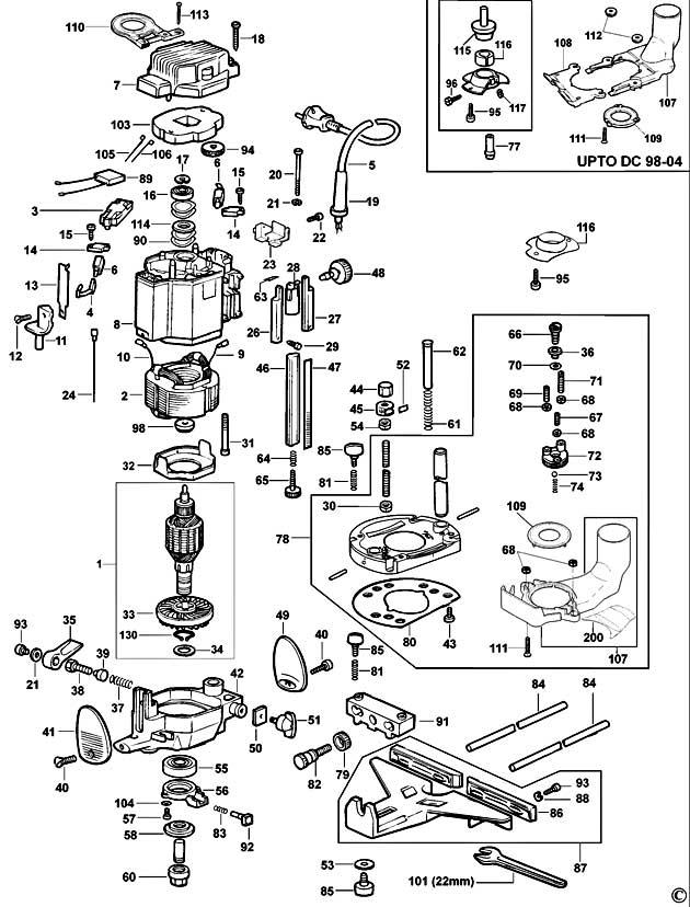 elu mof177e type 4 router spare parts part shop direct rh partshopdirect co uk elu mof96 router table manual