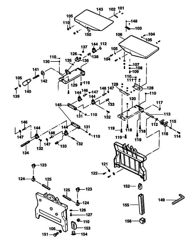 Dewalt Planer Wiring Diagram