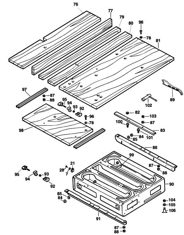 dewalt 720 radial arm saw manual