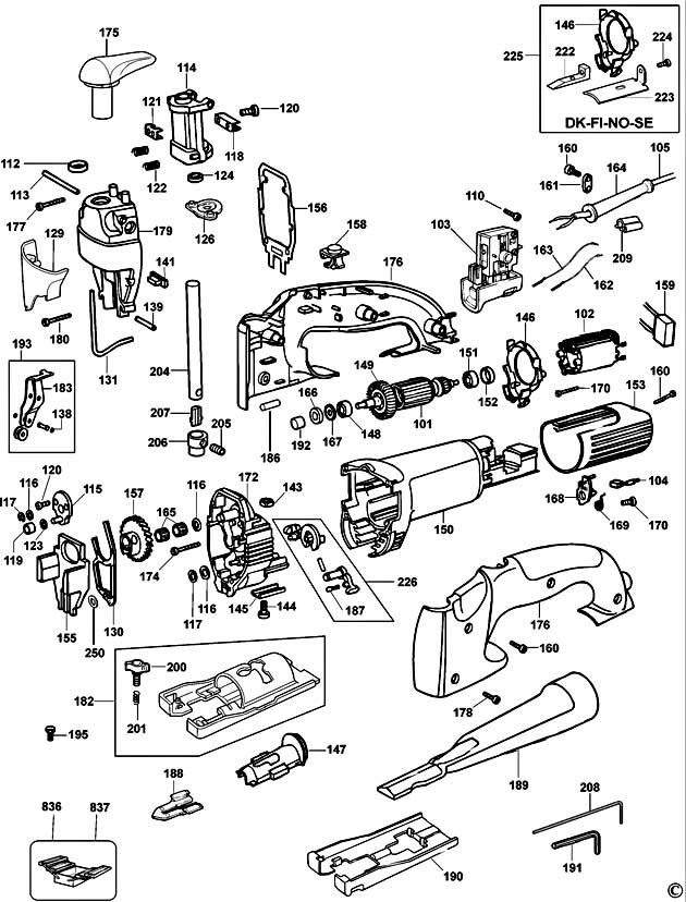 Dewalt Dw321 Manual
