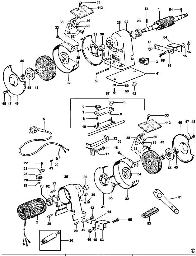 Bench Grinder Capacitor