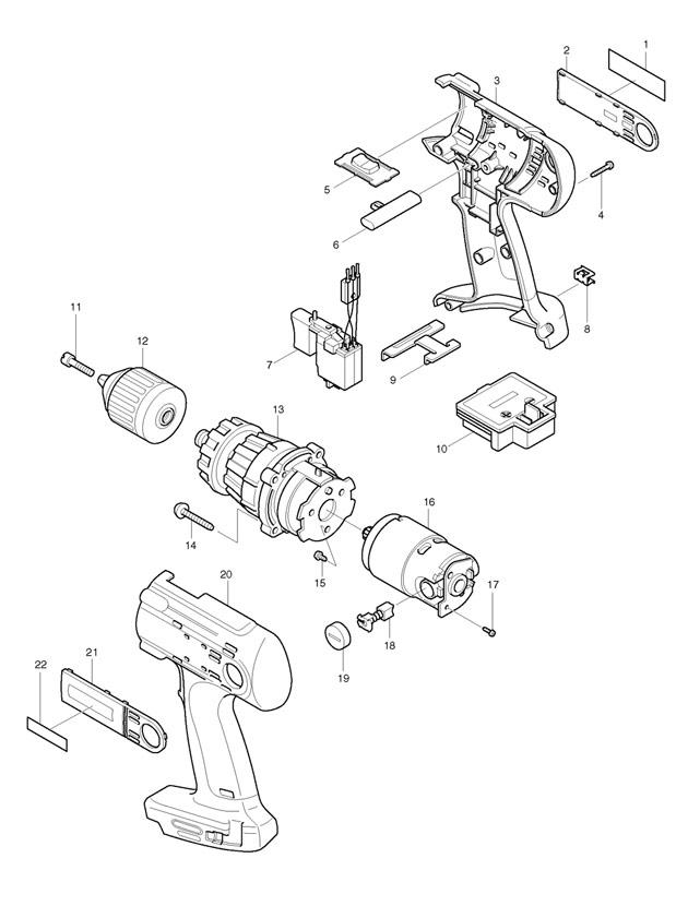 Dc Motor Brushes