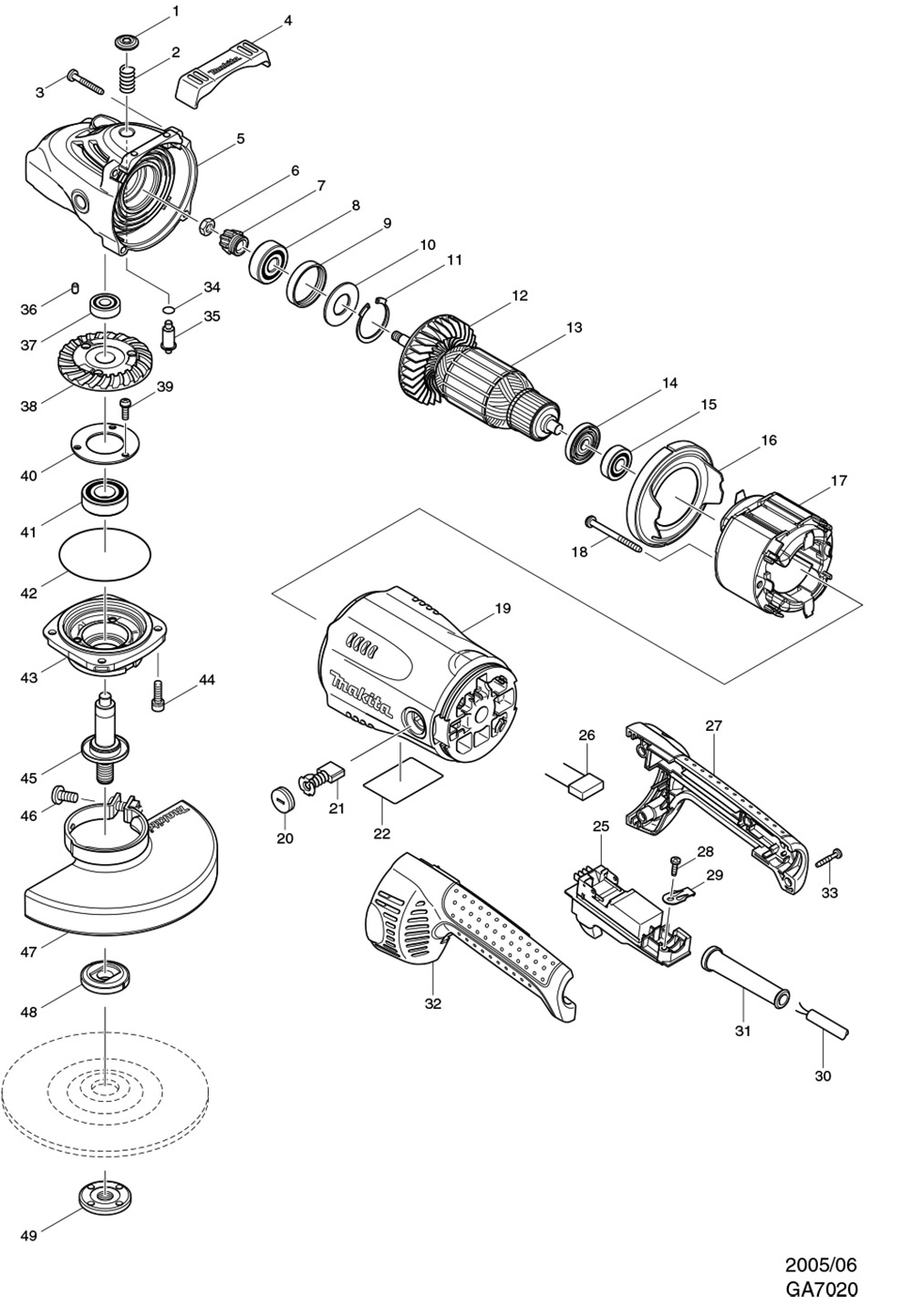 Star Generator Replacement Parts Motor Repalcement Parts And Diagram