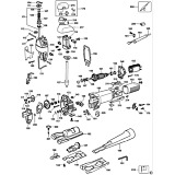 Elu ST74E Type 2 Jigsaw Spare Parts ST74E
