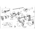 DeWalt D25262 Rotary Hammer Spare Parts D25262