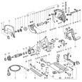 Festool 489967 Ap 55 Circular Saw Spare Parts 489967