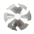 Makita Biscuit Cutter Blade 100mm X6T For 3901 BPJ140 BPJ180 B-20644