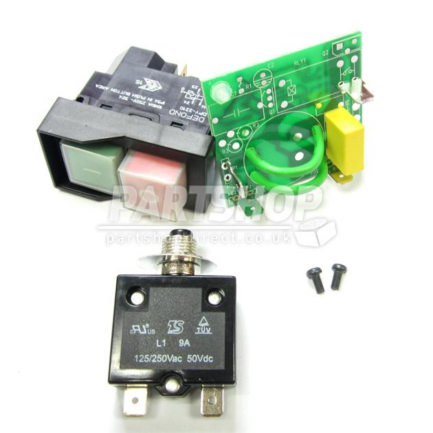 Dewalt Switch Kit 230v Dw745 Table Saw 1003705 00 Part Shop Direct