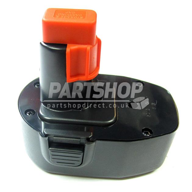 14.4v black and decker battery