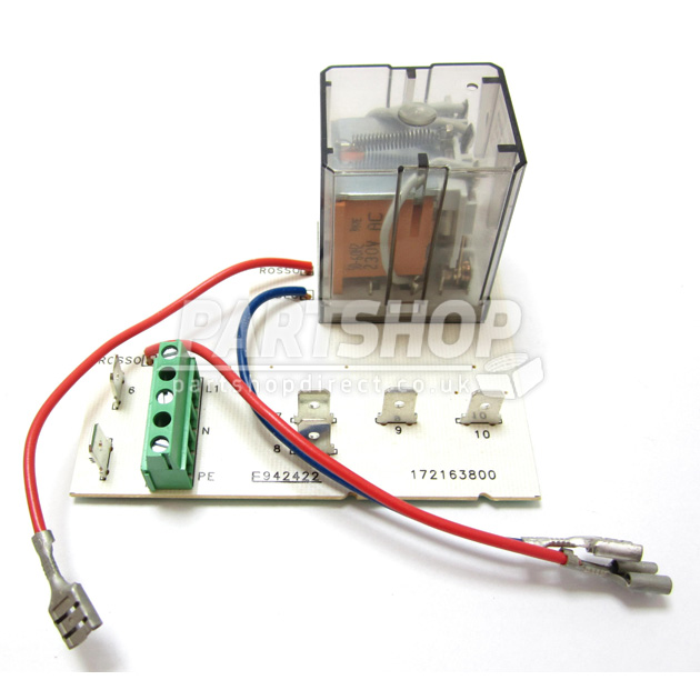 Elu  No Longer Available  Switch Relay 220v 942279