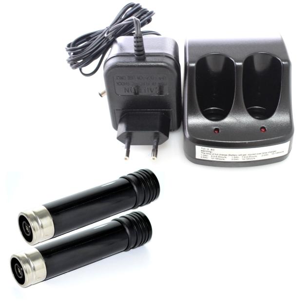 Black And Decker Vp100 Versapak Battery