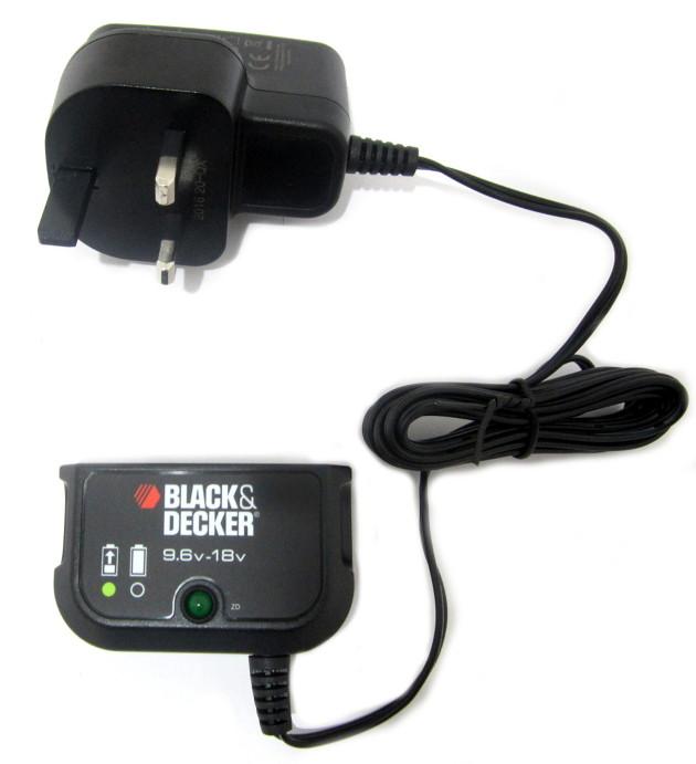 black decker 90613804 black decker 18v multi voltage charger part shop direct. Black Bedroom Furniture Sets. Home Design Ideas