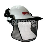CHAINSAW HELMET WITH VISOR