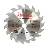 Spartacus Wood Cutting Saw Blade 165mm x 18 Teeth x 20mm Bore