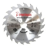 Spartacus 190 x 20T x 30mm Wood Cutting Circular Saw Blade