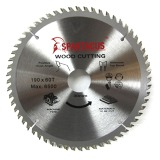Spartacus 190 x 60T x 30mm Wood Cutting Circular Saw Blade